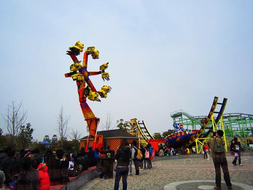 顾村公园儿童游乐园