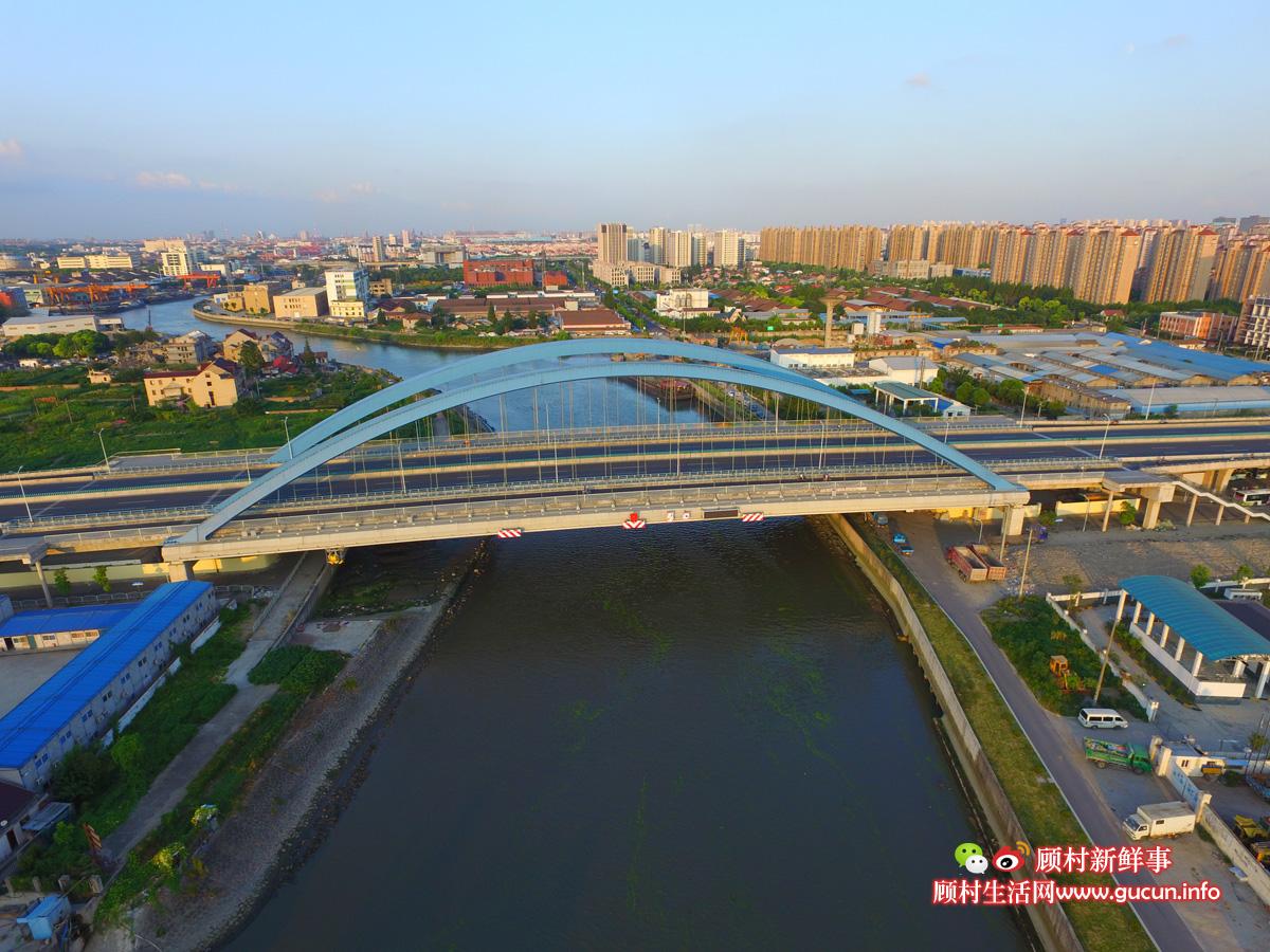 蕰藻浜 康宁路桥
